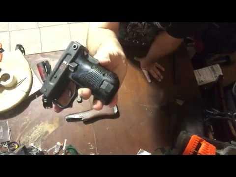 GunnitRust: Easy UZI Build - Part 11 - Modifying A Full Auto Trigger