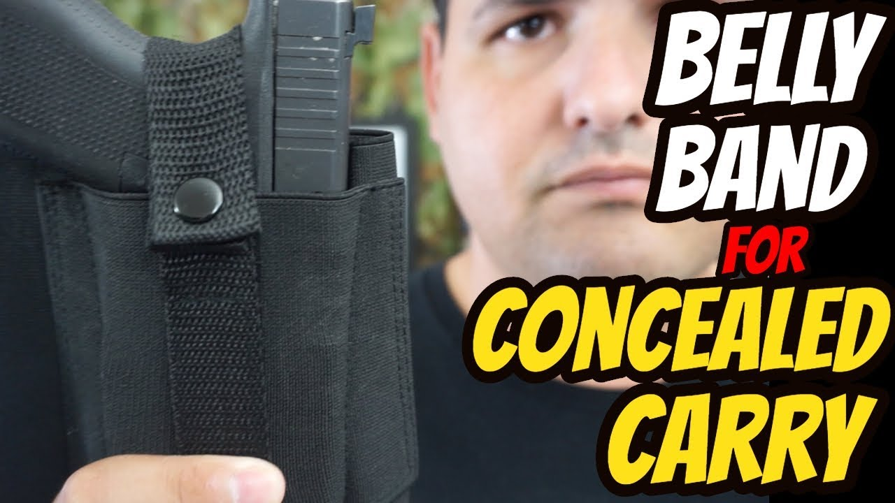 Belly Band for Concealed Carry