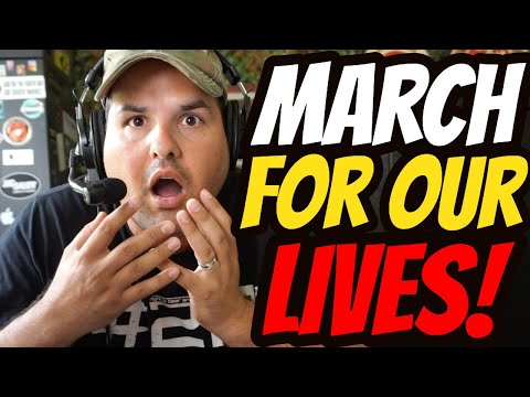 The Hypocrisy of March for Our Lives!