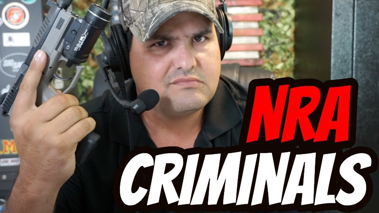 NRA Being Blamed for Florida Crime!