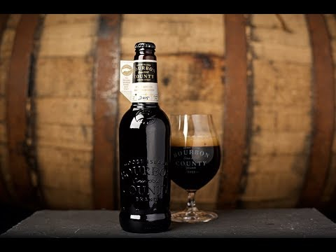 BOURBON COUNTY BRAND STOUT from GOOSE ISLAND