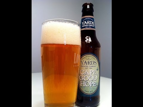 Cape of Good Hope from Yards Brewing Company