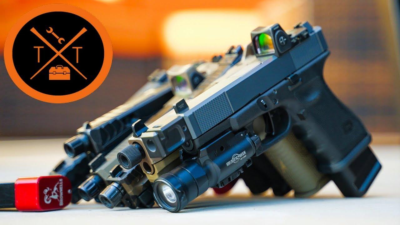 5 Guns, 1 Compensator?