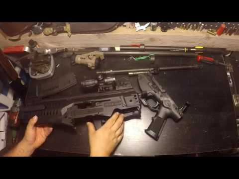 Beretta ARX-100 Review. An AR15 alternative?