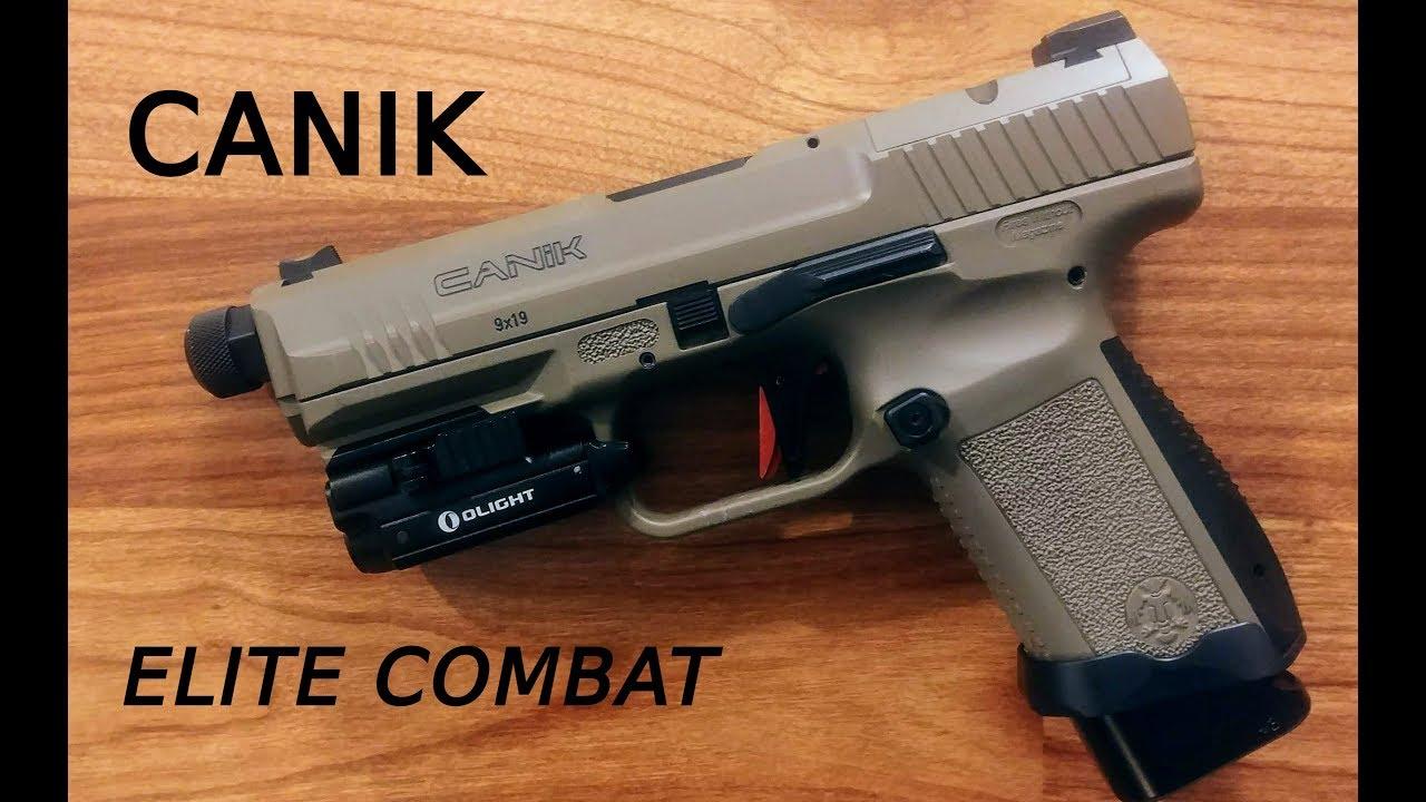 Canik Elite Combat - First Impressions