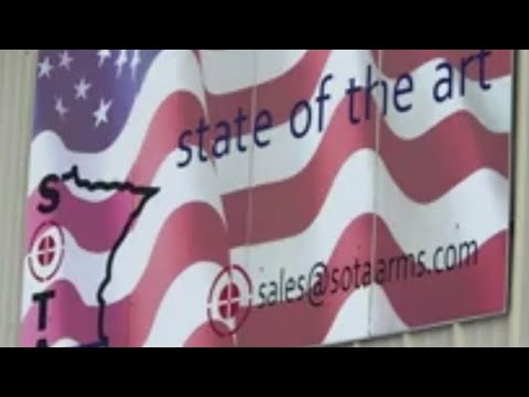 SOTA Arms Storefront tour (EDITED)