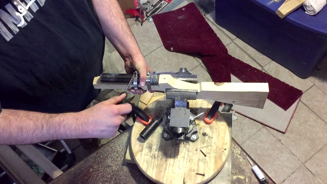 Gunnit Rust - Zip Gun Build - It All Comes Together In The End
