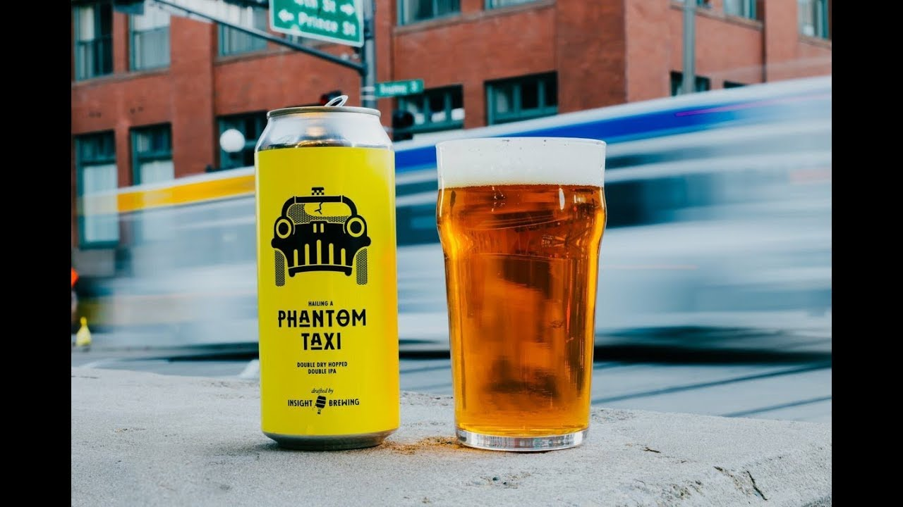 PHANTOM TAXI Double IPA