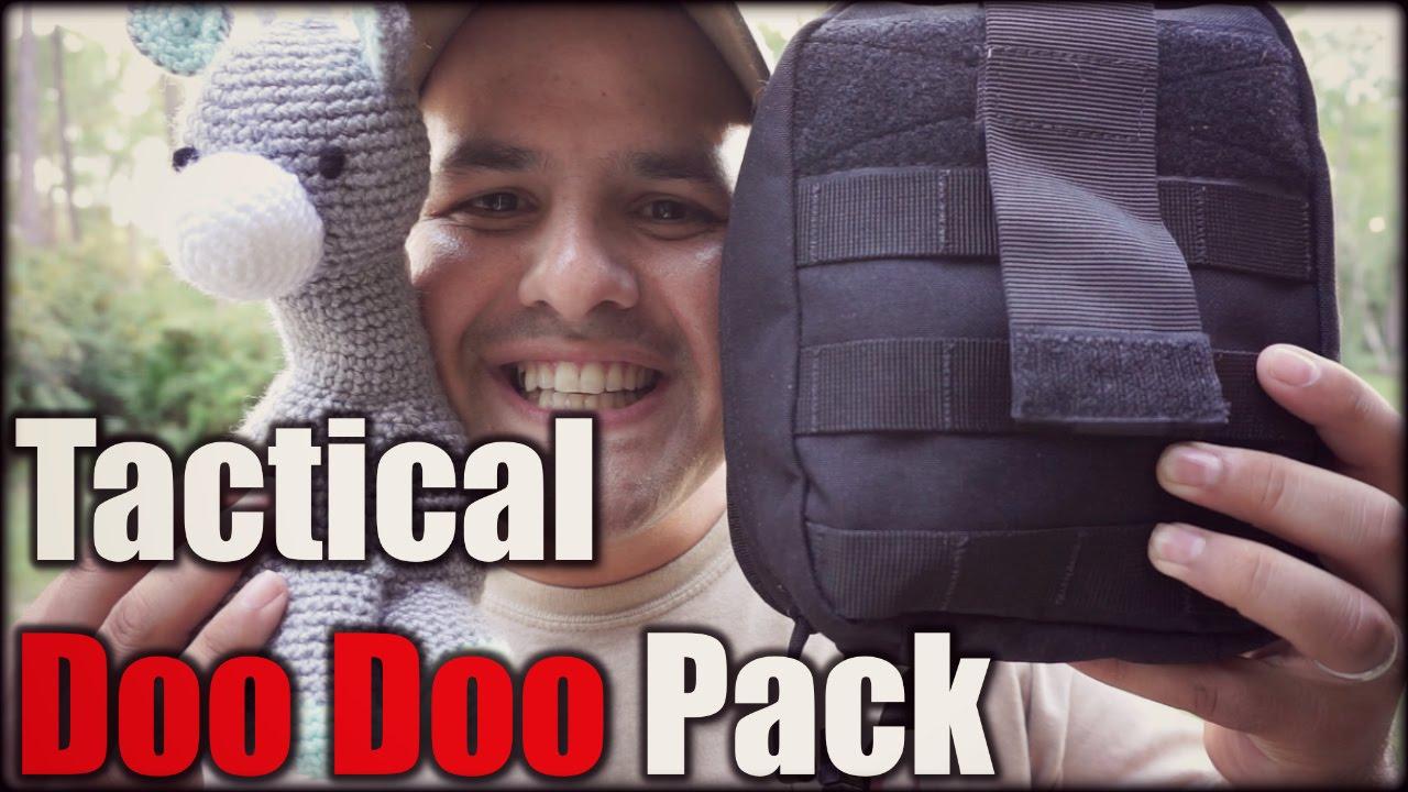 EDC| Tactical Doo Doo Pack