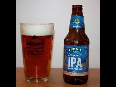 True Brit IPA from Summit Brewing Co