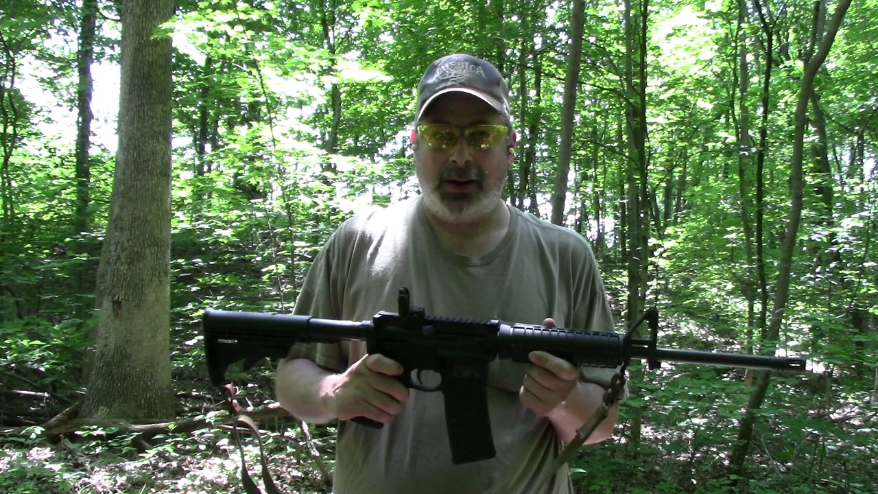 Why is the AR15 America's Favorite Rifle ?