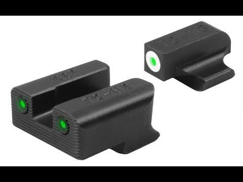 Tru Glo Tritium Pro for Canik TP9 Series