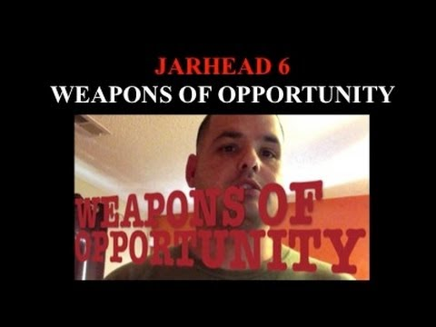 Weapons Of Survival or Opportunity