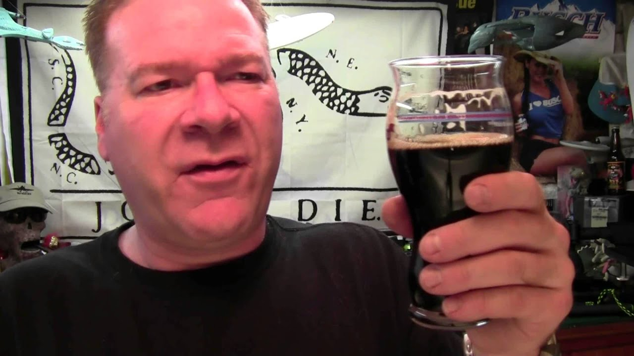 Imperial Stout from Epic Brewing