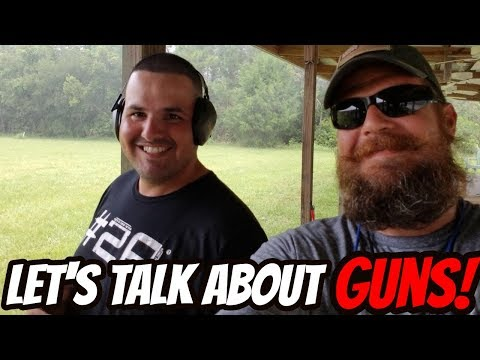 Let's Talk About Guns!