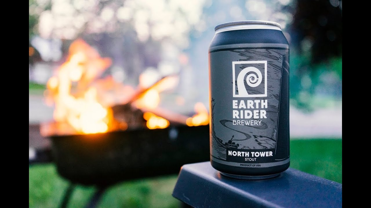 North Tower Stout from EARTH RIDER BREWERY