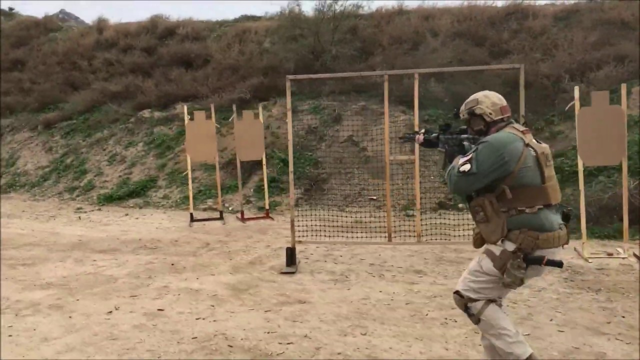 2 Gun Action Challenge Match 12-15-2018