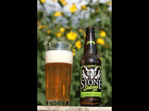 Delicious IPA from STONE