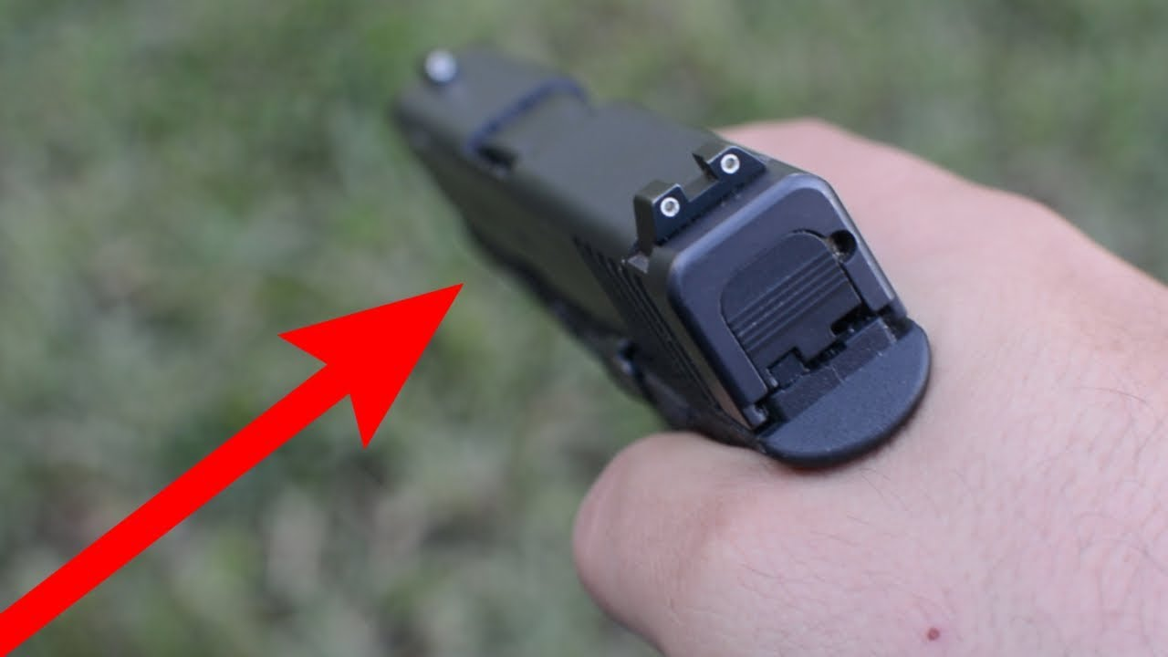 Why I Don't Like My Glock 43 Trijicon Night Sights