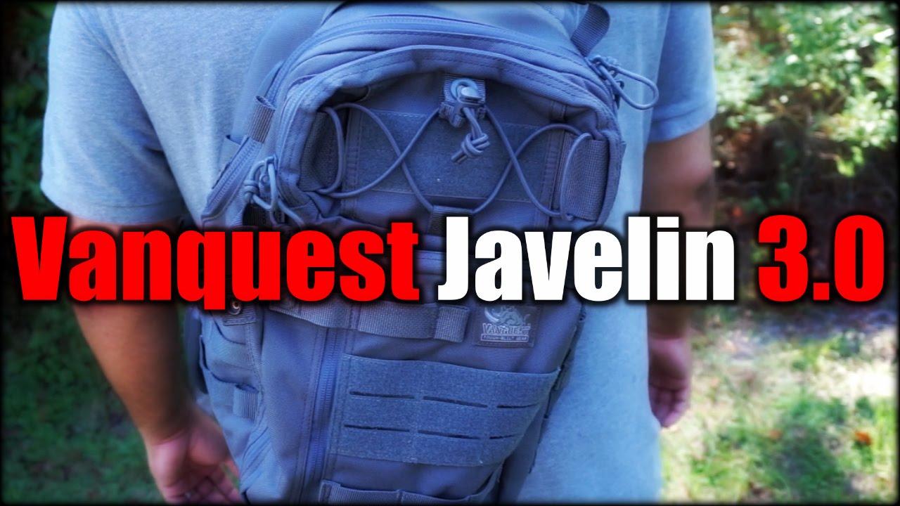 Vanquest Javelin 3.0 VSlinger| Everyday Carry Pack