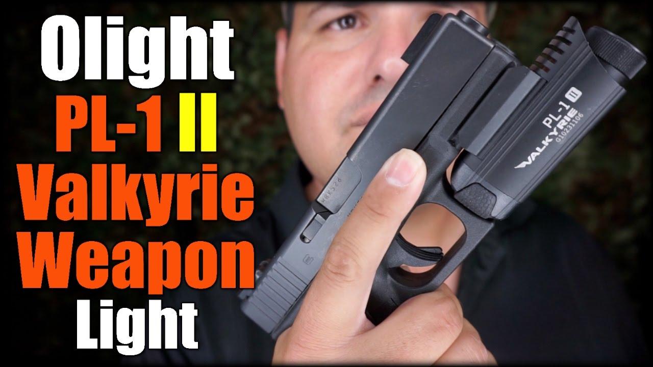 Olight PL-1 II Valkyrie Weapon Light