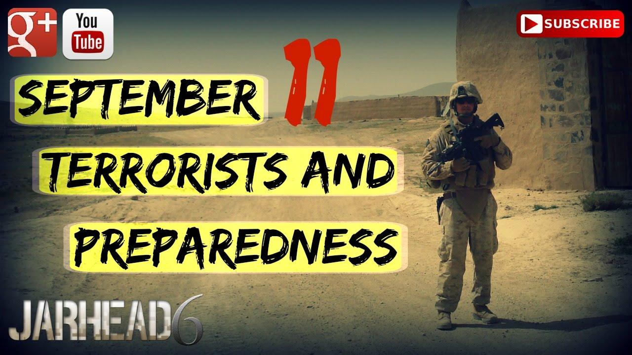 September 11 Terrorists and Preparedness
