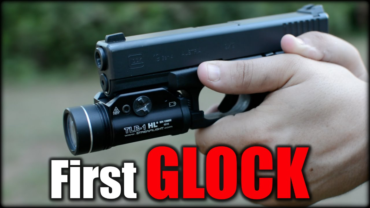 Why Buy Your FIRST Glock?