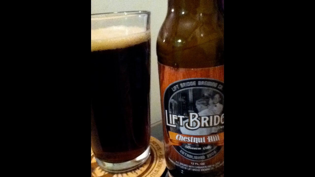 Chestnut Brown Ale from Lift Bridge Brewing