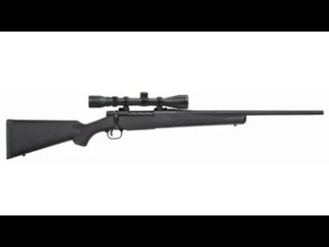 Mossberg Patriot 6.5 Creedmoor unboxing and general overview.