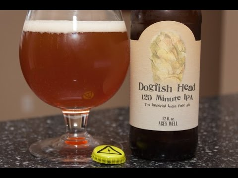 120 Minute IPA from Dogfish Head