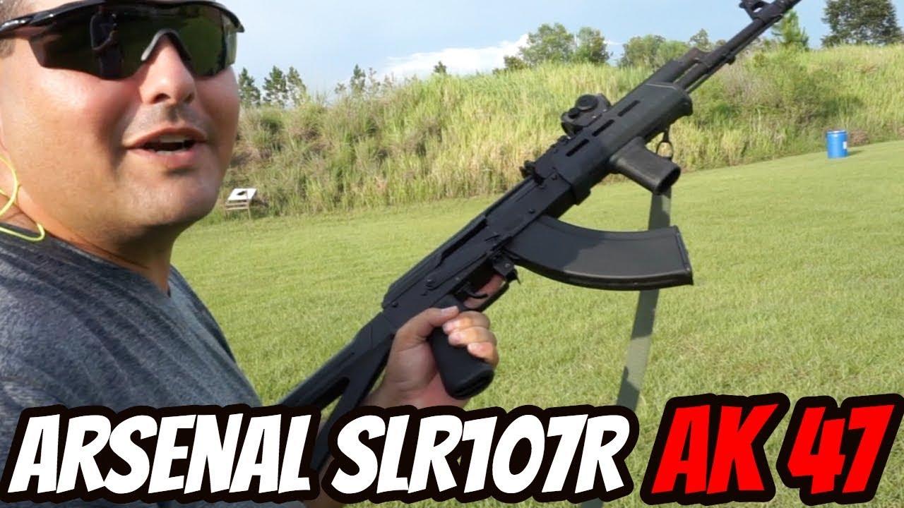 Arsenal SLR107R AK 47 Quick Look