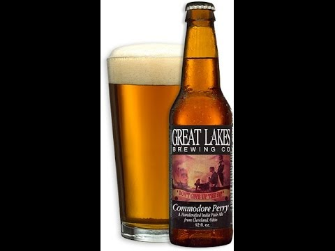 Commodore Perry IPA from Great Lakes Brewing Co.