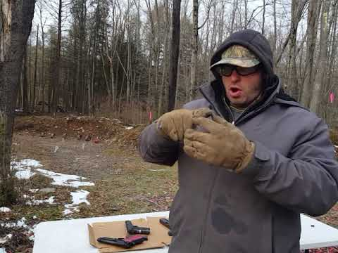 Selecting a Winter Pistol