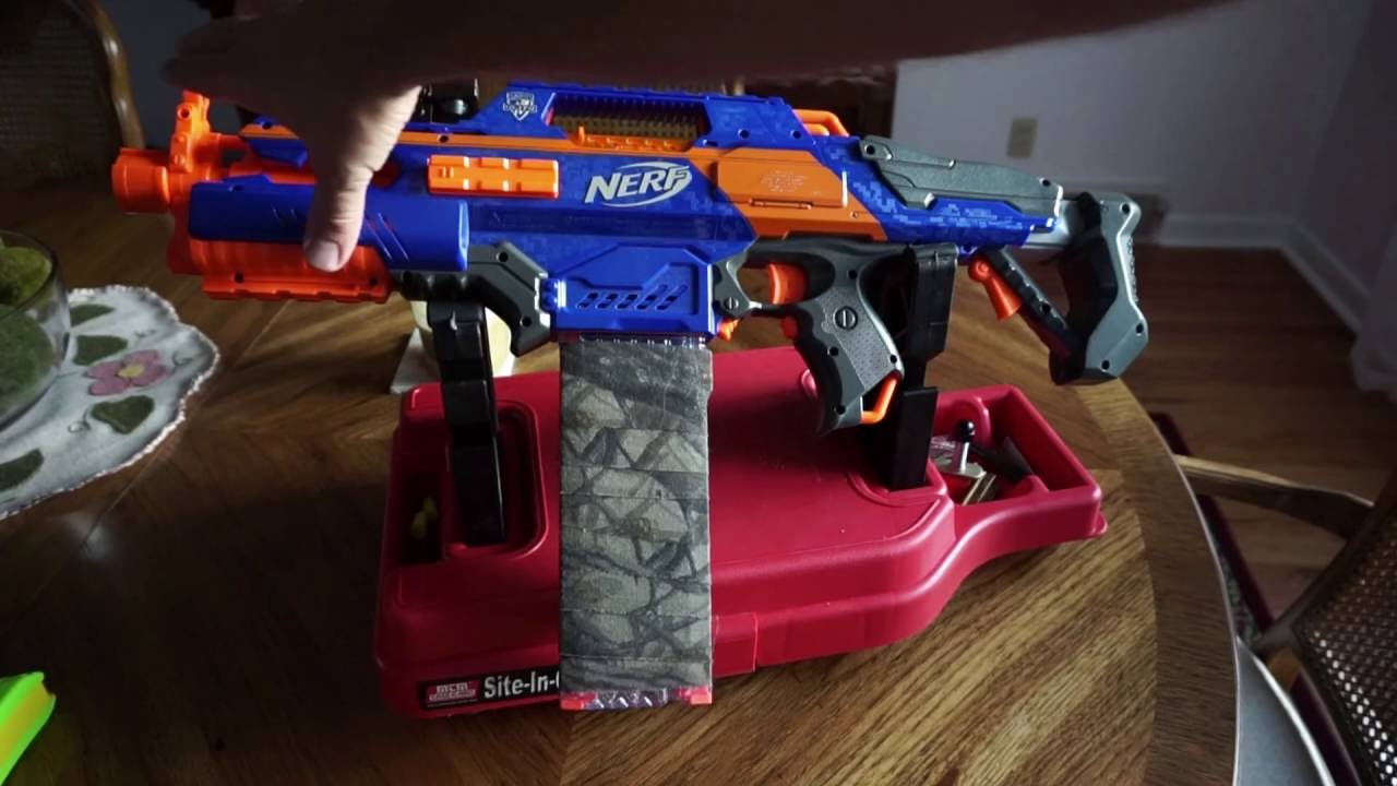 Nerf CS-18 N-Strike Elite Rapidstrike Generation 2 (Gen 2 Enhanced)