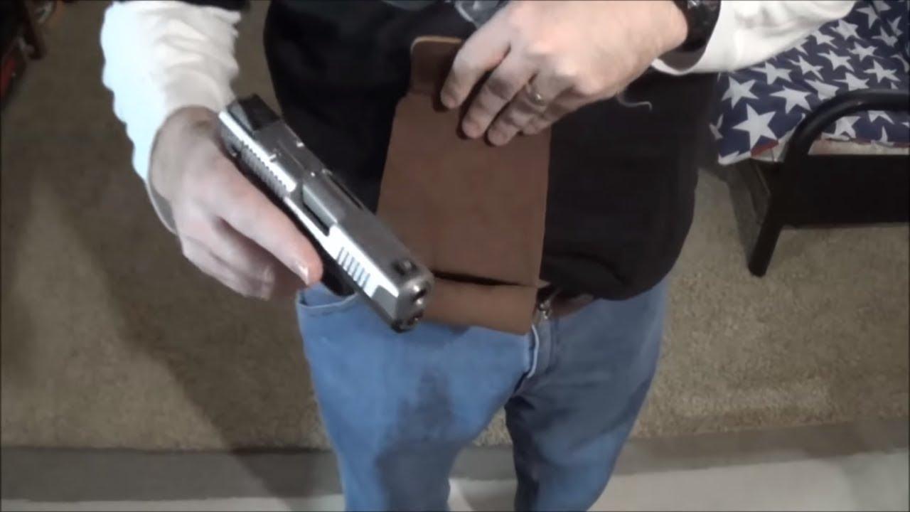 Urban Carry Holster | Deep Concealment