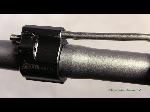 Odin Works 300 Blackout 16 Inch Stainless Steel Barrel