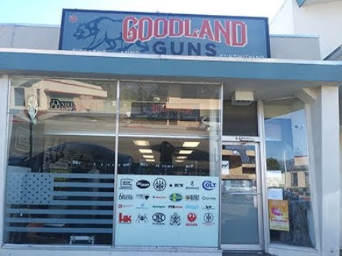 Meet the inventor of MagLatch and owner of Goodland Guns, Goleta CA