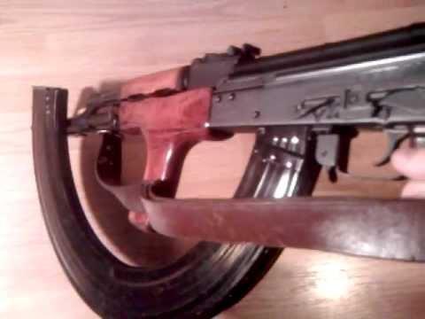AK-47 100rd  National Magazine