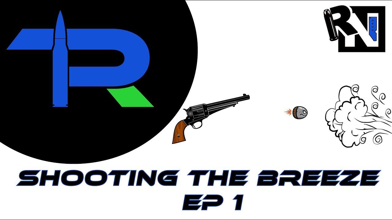 Shooting the Breeze Ep.1 Hand Gun Load Development Technique