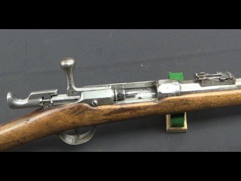 Chassepot Needle Rifle