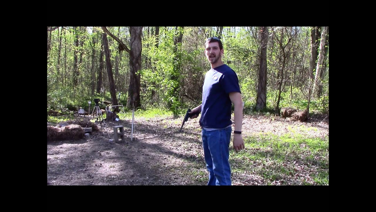 The GunFather: Trick Shot Tuesday- **2-way Card Split with a Pistol**