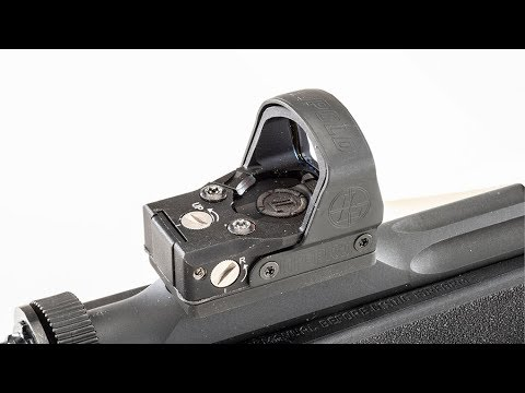 Skinner Sights Mounting Plate for Leupold DeltaPoint Pro on a Ruger PC Carbine