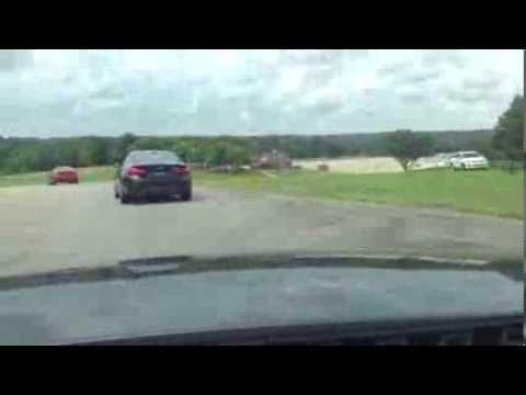 BMW 4 Series Track Day with Autoweek Magazine