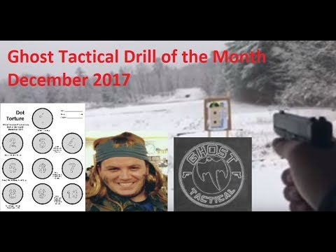 Ghost Tactical Drill of the month December 2017