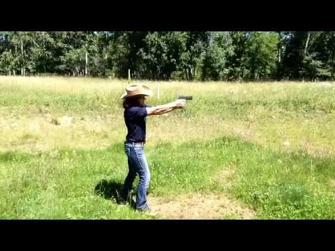 Mr and Mrs. Holster HardTarget Shooting