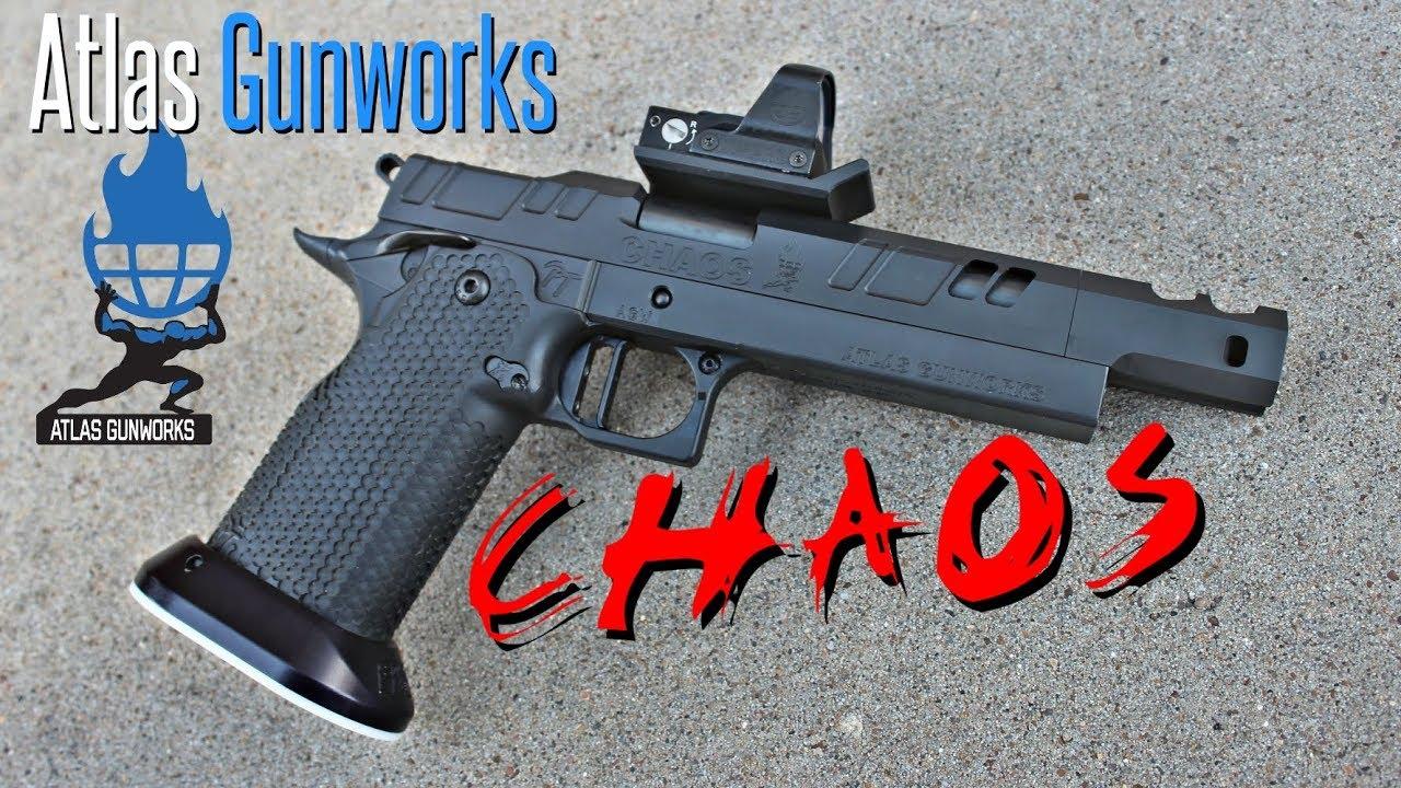 Atlas Gun Works Chaos: Custom Open Gun