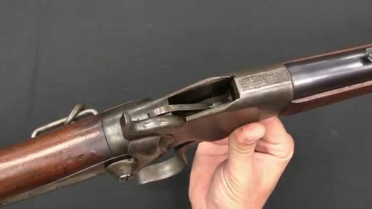 1871 Spencer Rifle Conversion