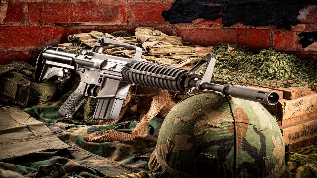 Review the Troy MX177E2 Carbine Part 1 #153