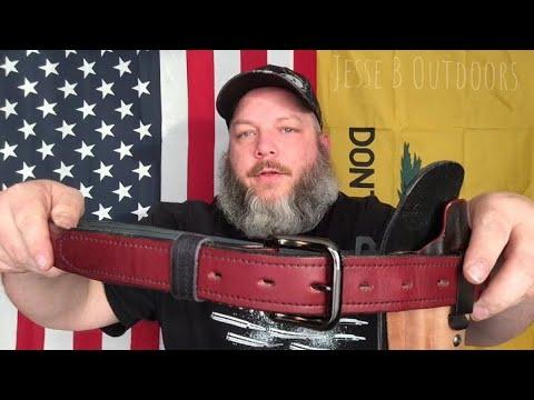 Celtic holsters gun belt (one week impression)