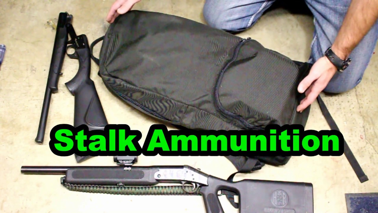 Stalk, Survival Backpack prototype